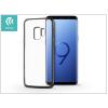 Devia Samsung G960F Galaxy S9 hátlap - Devia Glitter Soft - gun black