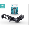 """Devia Univerzális szellőzőrácsba illeszthető autós tartó max. 3,5-6"""" méretű készülékekhez - Devia Universal Car Air Vent Holder X2 - black"""