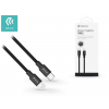 Devia USB Type-C - Lightning adat- és töltőkábel 1 m-es vezetékkel - Devia Pheez Series USB Type-C to Lightning Cable - black