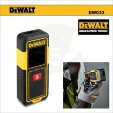 Dewalt Távolságmérő, lézeres 30 m DeWalt (DW033) mérőműszer