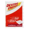 Dextro Energy áfonya ízű szőlőcukor tabletta C vitaminnal 46 g