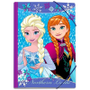 Diakakis Disney hercegnők: Jégvarázs gumis irattartó mappa - A4