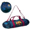 Diakakis FC Barcelona: táskára akasztható labda formájú tornazsák