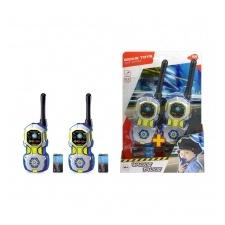Dickie játékok Dickie rendőrségi walkie talkie játék walkie-talkie