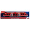 Dickie Toys City - City Train vonat kinyitható ajtókkal 45 cm-es
