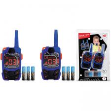 Dickie Toys Walkie Talkie - Kültéri szett (201118192) walkie-talkie