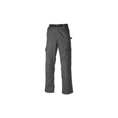 DICKIES IN30030 Industry 300 szürke/fekete vastag férfi nadrág 46
