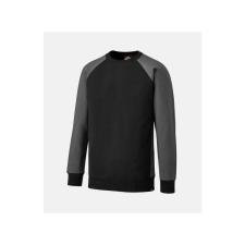 DICKIES SH3008 fekete/szürke pulóver XL munkaruha