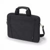 Dicota Slim Case Base 11 - 12.5 notebook táska, fekete