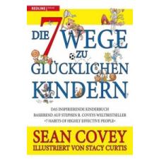 Die 7 Wege zu glücklichen Kindern – Sean Covey idegen nyelvű könyv
