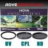 Digital Filter Kit UV,CPL,ND 55mm szűrőkkel