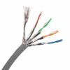 Digitalbox START.LAN patchcord RJ45 cat.6A SFTP 1m szürke