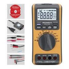 Digitális multiméter 5az1-ben villanyszerelés