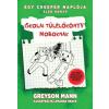 Digitanart Studio Greyson Mann: Iskolai túlélőkönyv moboknak - Egy creeper naplója 1.
