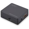 Digitus HDMI Jack Átalakító Fekete 5cm DS-40132