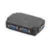 Digitus Mini Splitter VGA 4-port; 350MHz 1920x1080p FHD