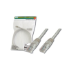 Digitus Premium CAT 5e UTP patch kábel  hossza: 3m  szürke