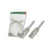 Digitus Premium CAT 5e UTP patch kábel  hossza: 5m  szürke