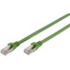 Digitus UTP Összekötő Zöld 5m DK-1644-A-PUR-050