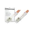 Digitus üvegszálas optikai patch kábel   LC / LC 1m