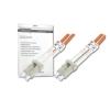 Digitus üvegszálas optikai patch kábel , LC / LC 5m