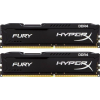 DIMM 8GB DDR4-2666 Kit, (HX426C15FBK2/8)