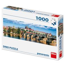 DINO Hradzsin Panoramic 1000 darabos puzzle, kirakós