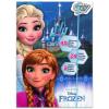 Disney hercegnők: Jégvarázs fantázia könyv