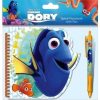 Disney Nemo and Dory Notesz + Toll Disney Nemo and Dory
