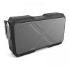 Divoom Nillkin X-Man víz- és ütásálló Bluetooth hangszóró - fekete
