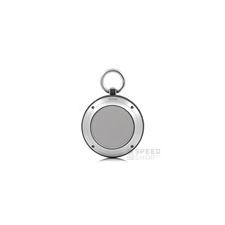 Divoom Voombox -Travel 3.gen bluetooth hangszóró és kihangosító 5W (IP44) ezüst hangszóró