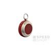Divoom Voombox -Travel 3.gen bluetooth hangszóró és kihangosító 5W (IP44) piros