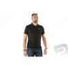 DJI Black POLO-Shirt(L)