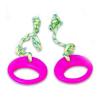 Dohány Toys Tornagyűrű (rózsaszín)