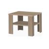 Dohányzóasztal, sonoma tölgyfa trufla, INTERSYS 21