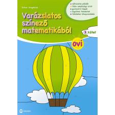 Dohar Magdolna DOHAR MAGDOLNA - VARÁZSLATOS SZÍNEZÕ MATEMATIKÁBÓL - OVI - B KÖTET gyermek- és ifjúsági könyv