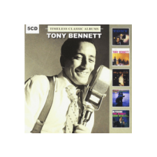 DOL Tony Bennett - Timeless Classic Albums (Cd) jazz