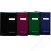 DONAU Aláírókönyv, A4, 19 részes, karton, DONAU, fekete (D869FK)