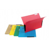 DONAU Függőmappa, oldalvédelemmel, karton, A4, DONAU, piros