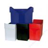DONAU Függőmappa tároló, műanyag, DONAU, szürke (D7421SZ)