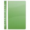 DONAU Gyorsfűző, lefűzhető, PVC, A4, DONAU, zöld
