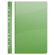 DONAU Gyorsfűző, lefűzhető, PVC, A4, DONAU, zöld irodai kellék