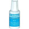 DONAU Hibajavító folyadék, oldószeres, 20 ml, DONAU
