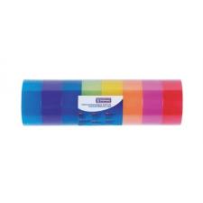 DONAU Ragasztószalag, 18 mm x 18 m, DONAU, vegyes színe ragasztószalag és takarófólia