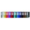 DONAU Szivárvány iratrendező A4 75 mm világoskék