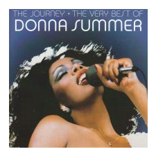 Donna Summer The Journey - Very Best Of (CD) soul
