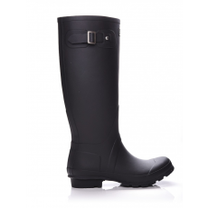 Dorko LONG MATT BLACK BOOT GUMICSIZMA