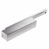 Dorma TS 92 csúszósínes ajtócsukó / ajtó behúzó 40-80 kg (ezüst)