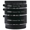 Dörr makró közgyűrűsor 10/16/21 mm (Sony E)