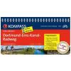 Dortmund-Ems-Kanal-Radweg kerékpáros túrakalauz - Kompass FF 6032